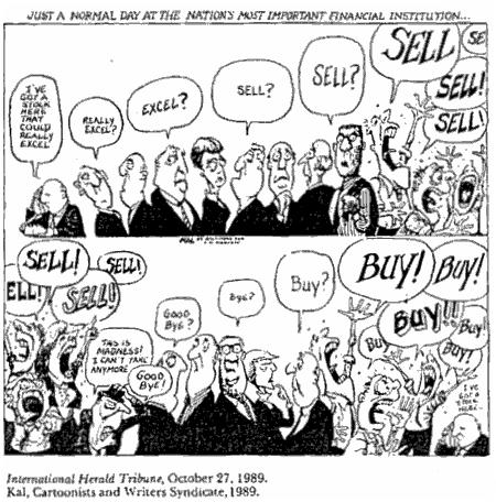 عوامل روانشناسی در معاملات