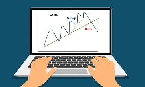 الگوی Bump and Run Reversal (BARR)